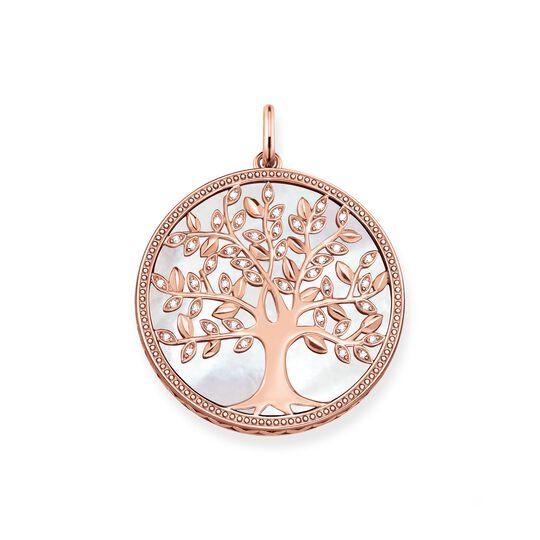 """Anhänger """"Weißer Tree of Love"""" aus der Glam & Soul Kollektion im Online Shop von THOMAS SABO"""