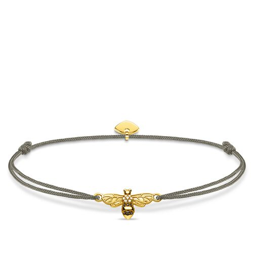 "bracelet ""Little Secret bee"" from the Glam & Soul collection in the THOMAS SABO online store"