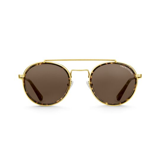 Sunglasses Johnny panto ethnic Havana from the  collection in the THOMAS SABO online store