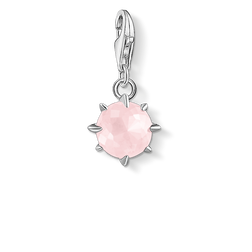 Charm pendant birth stone October from the Glam & Soul collection in the THOMAS SABO online store