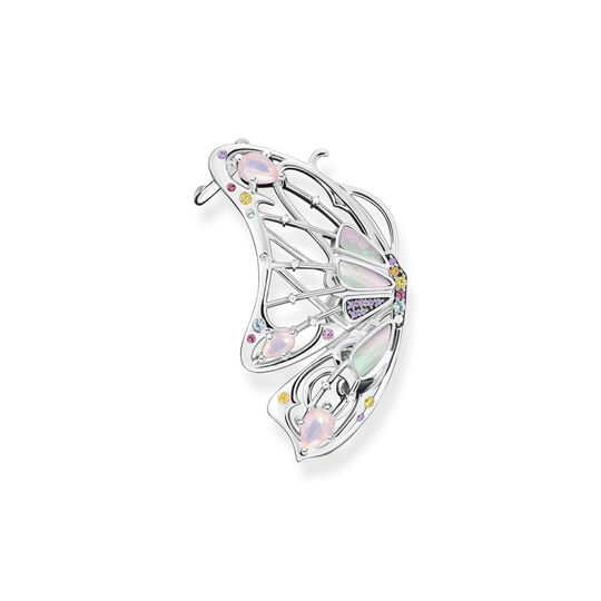Single earring butterfly silver from the  collection in the THOMAS SABO online store