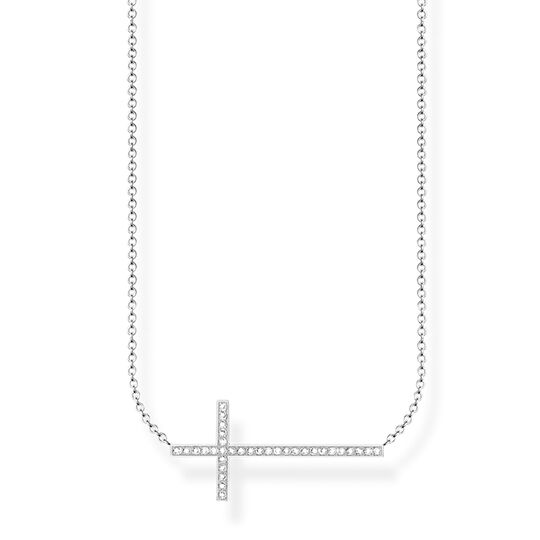 "necklace ""cross"" from the Glam & Soul collection in the THOMAS SABO online store"