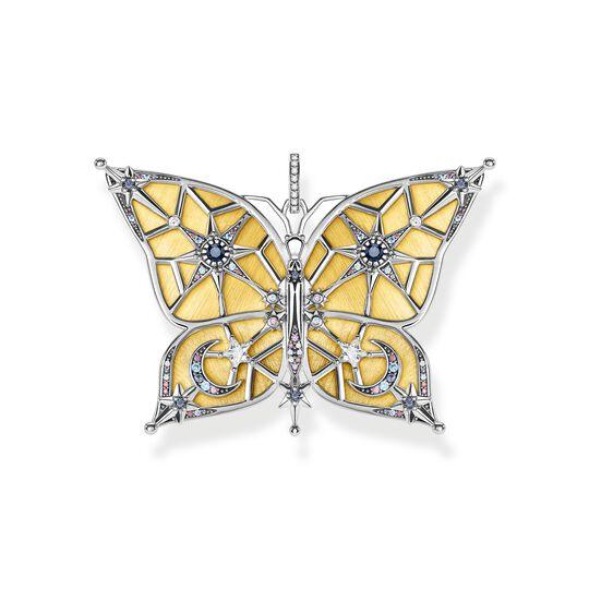 Pendentif papillon avec lune et étoiles or de la collection  dans la boutique en ligne de THOMAS SABO