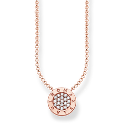 "necklace ""Classic Pavé"" from the Glam & Soul collection in the THOMAS SABO online store"