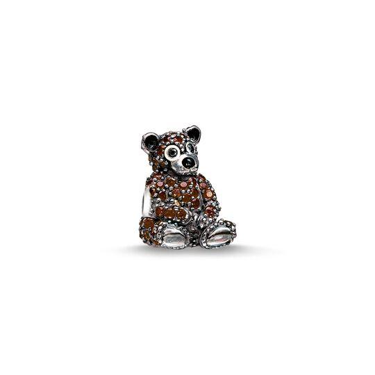 Bead ours brun de la collection Karma Beads dans la boutique en ligne de THOMAS SABO