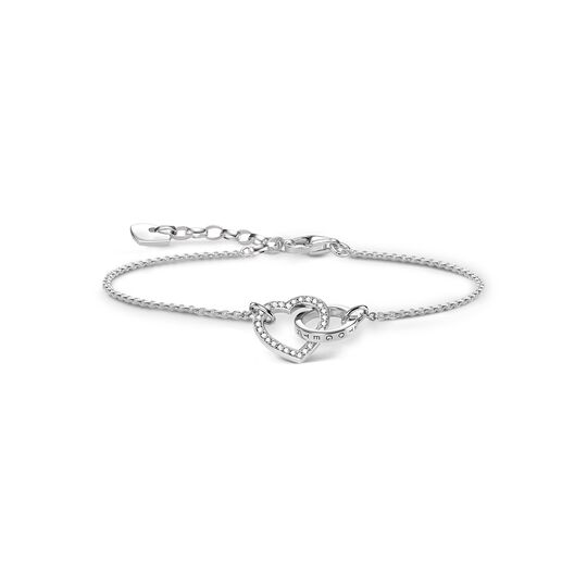 bracelet TOGETHER small heart from the  collection in the THOMAS SABO online store