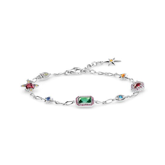 bracelet Lucky charms, silver from the  collection in the THOMAS SABO online store