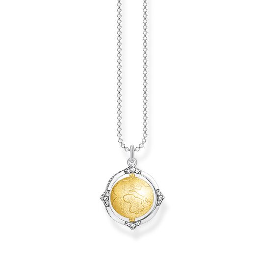 necklace Vintage globe from the  collection in the THOMAS SABO online store