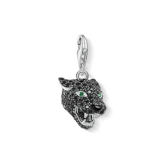 colgante Charm Black Cat de la colección Charm Club en la tienda online de THOMAS SABO