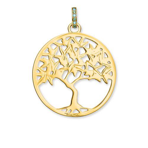"""colgante """"Tree of Love"""" de la colección Glam & Soul en la tienda online de THOMAS SABO"""