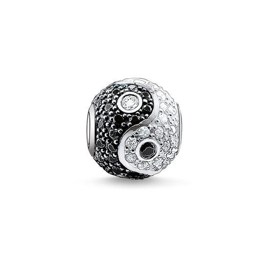 "Bead ""Yin & Yang Pavé"" aus der Karma Beads Kollektion im Online Shop von THOMAS SABO"