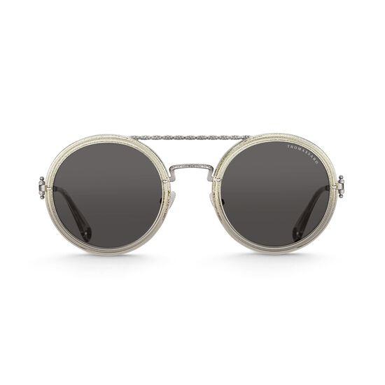 be30ef50a5 Gafas de sol redondas