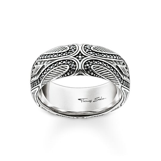 Ring Maori  aus der Rebel at heart Kollektion im Online Shop von THOMAS SABO