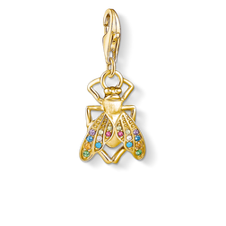 Charm pendant Fly from the Charm Club Collection collection in the THOMAS SABO online store