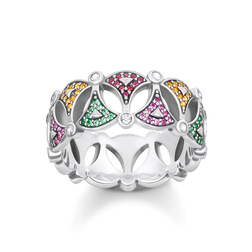 "anello ""Decori asiatici"" from the Glam & Soul collection in the THOMAS SABO online store"