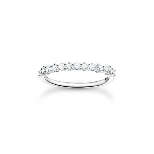 Ring Weiße Steine aus der Charming Collection Kollektion im Online Shop von THOMAS SABO