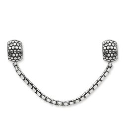 safety chain from the Karma Beads collection in the THOMAS SABO online store