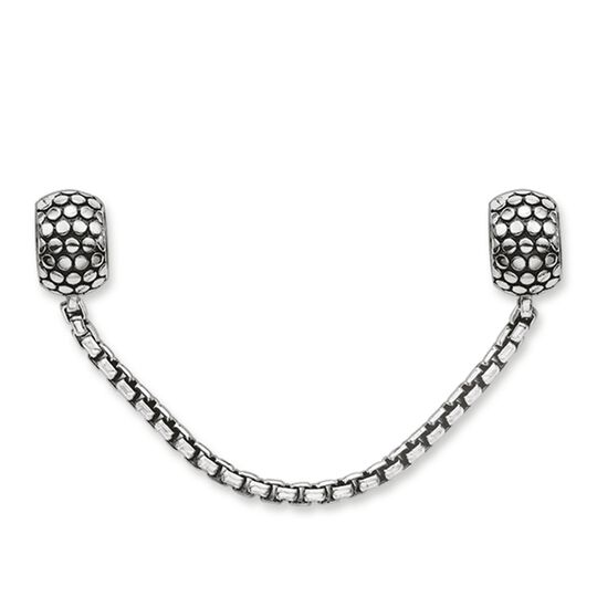 safety chain stud optics from the Karma Beads collection in the THOMAS SABO online store