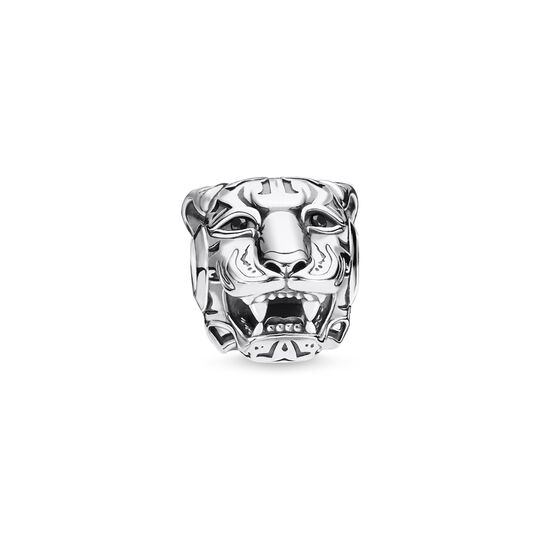 bead tiger silver from the Karma Beads collection in the THOMAS SABO online store