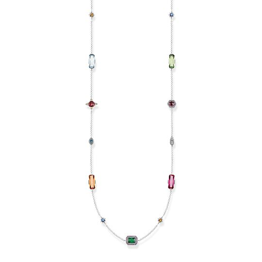 necklace Colourful Stones from the  collection in the THOMAS SABO online store