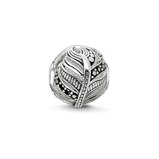 Bead plume de la collection Karma Beads dans la boutique en ligne de THOMAS SABO
