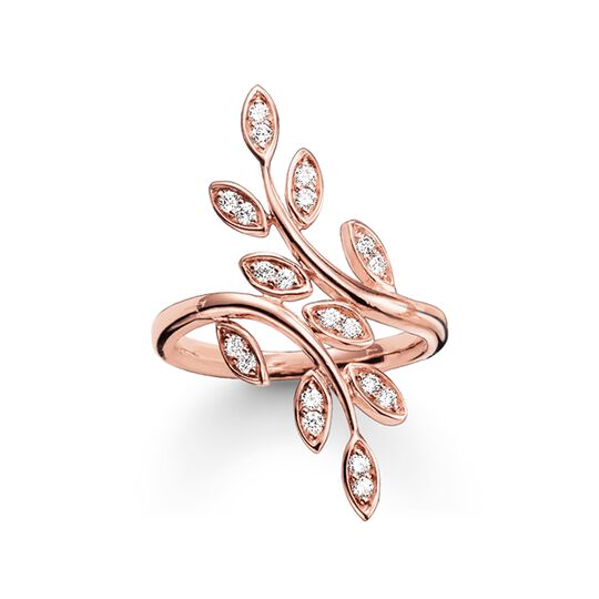 ring small tenrils from the  collection in the THOMAS SABO online store