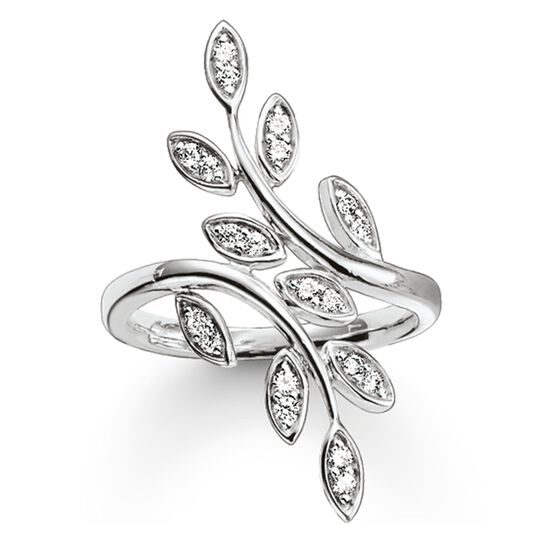 ring small tenrils from the Glam & Soul collection in the THOMAS SABO online store