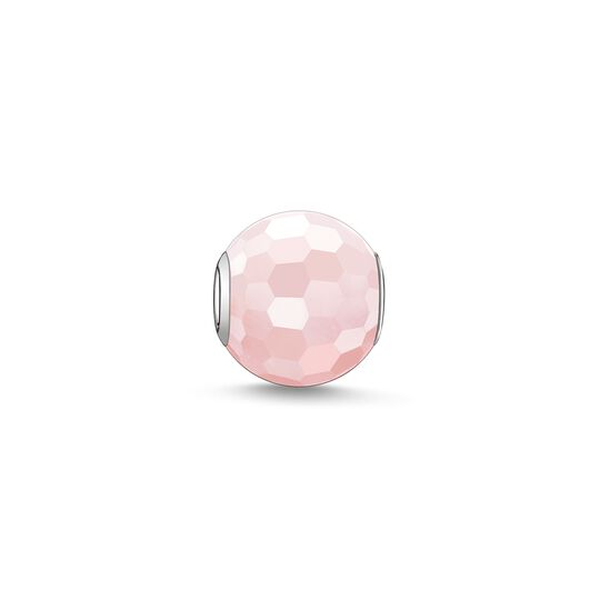 Bead pink from the Karma Beads collection in the THOMAS SABO online store