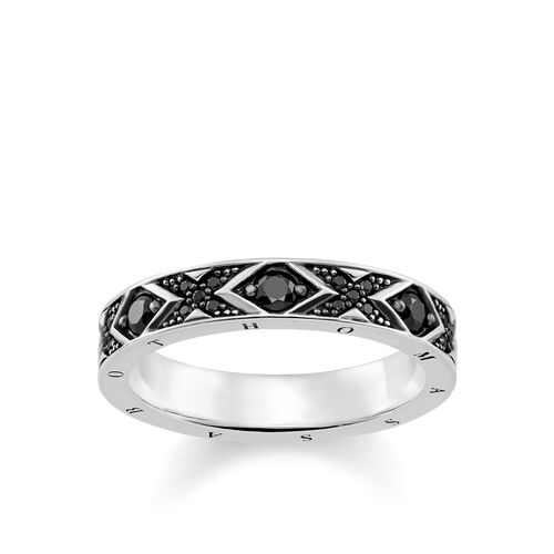 """ring """"Asian ornaments"""" from the Glam & Soul collection in the THOMAS SABO online store"""