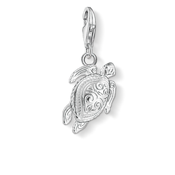 Charm pendant tortoise from the Charm Club Collection collection in the THOMAS SABO online store