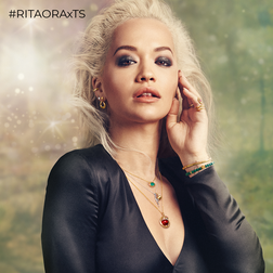 RITA ORA Look Magic Garden Apple Snake from the  collection in the THOMAS SABO online store