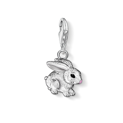 Gifts for easter jewellery watches thomas sabo charm pendant rabbit negle Image collections