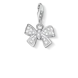 Charm pendant bow from the  collection in the THOMAS SABO online store