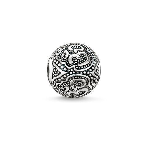 "Bead ""om"" de la collection Karma Beads dans la boutique en ligne de THOMAS SABO"