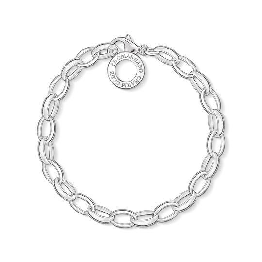 Charm bracelet classic large from the Charm Club collection in the THOMAS SABO online store