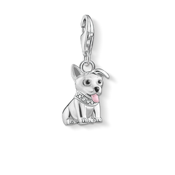 "Charm pendant ""Corgi"" from the  collection in the THOMAS SABO online store"
