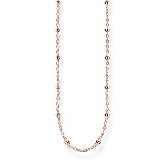 Erbskette roségold aus der Glam & Soul Kollektion im Online Shop von THOMAS SABO