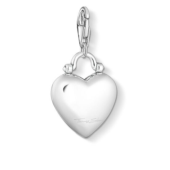 """Charm pendant """"heart locket """" from the  collection in the THOMAS SABO online store"""