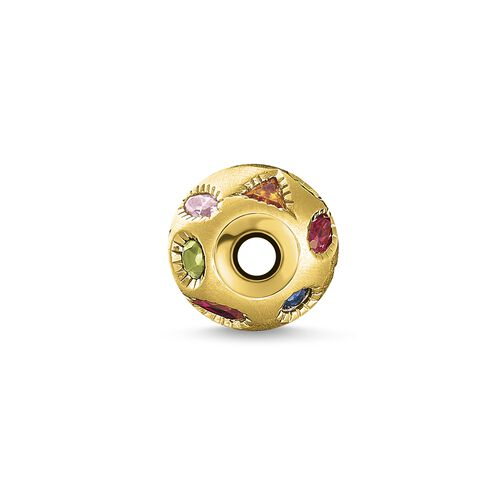 """Bead """"pietre multicolor"""" from the Karma Beads collection in the THOMAS SABO online store"""
