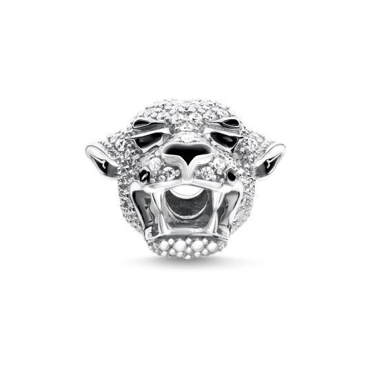 """Bead """"tiger"""" from the Karma Beads collection in the THOMAS SABO online store"""