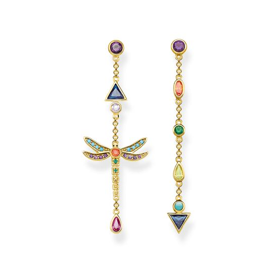 earrings dragonfly from the  collection in the THOMAS SABO online store