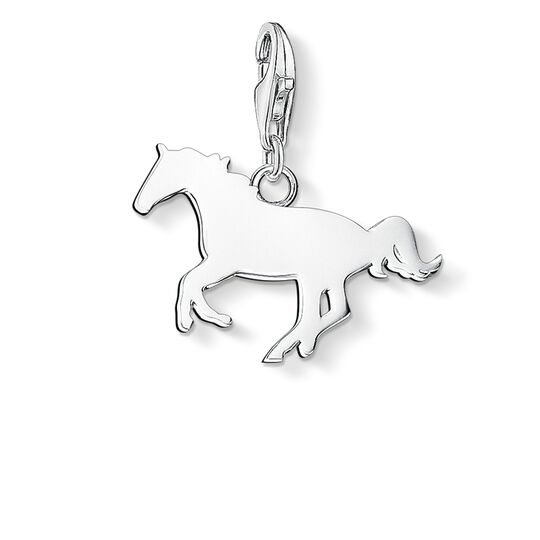 Charm pendant horse from the  collection in the THOMAS SABO online store