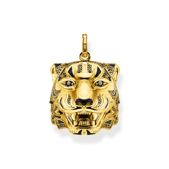 pendentif tigre or de la collection Rebel at heart dans la boutique en ligne de THOMAS SABO