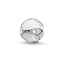 "Bead ""white lotus blossom"" from the Karma Beads collection in the THOMAS SABO online store"