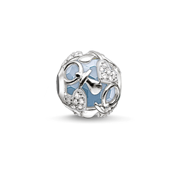 """Bead """"Happy Baby Boy"""" from the Karma Beads collection in the THOMAS SABO online store"""