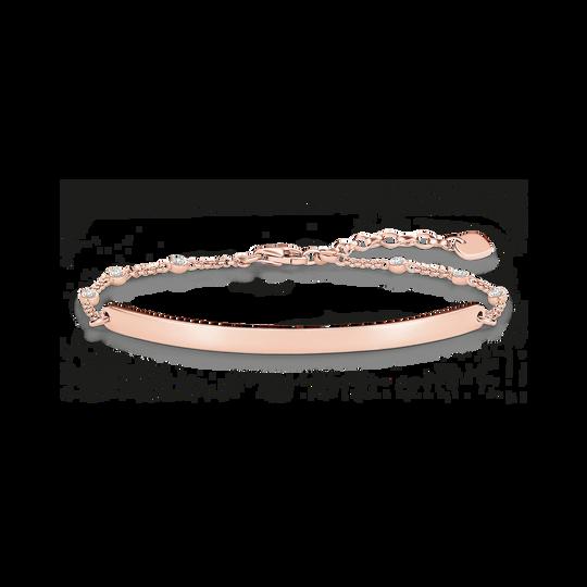 Armband Sparkling Circles aus der Love Bridge Kollektion im Online Shop von THOMAS SABO