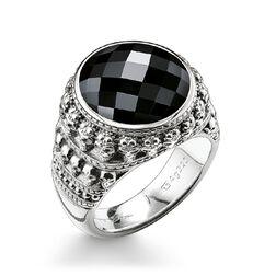 anillo calavera de la colección Rebel at heart en la tienda online de THOMAS SABO