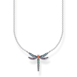 """necklace """"dragonfly small"""" from the Glam & Soul collection in the THOMAS SABO online store"""