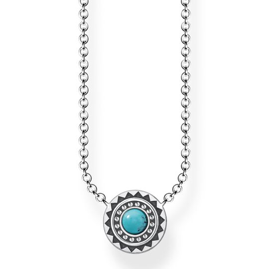 necklace ethno turquoise from the Glam & Soul collection in the THOMAS SABO online store