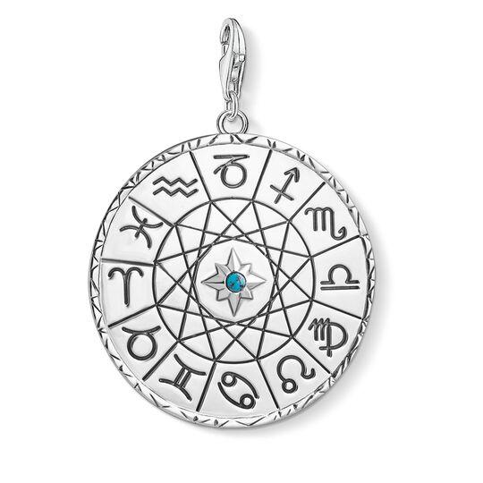 """Charm-Anhänger """"Sternzeichen Coin silber"""" aus der  Kollektion im Online Shop von THOMAS SABO"""
